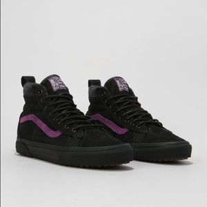 Vans Sk8-Hi 46 MTE DX Blake Paul Black Purple